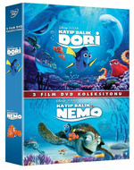 Finding Dory  Finding Nemo 2 Movie Box Set