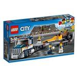 Lego-City Dragster Transporter 60151