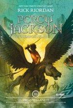 Percy Jackson ve Olimposlular - Titan'ın Laneti