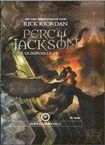 Percy Jackson ve Olimposlular - Son Olimposlu