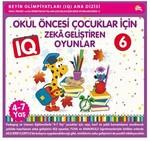 Okul Öncesi Çocuklar İçin IQ Zeka Geliştiren Oyunlar 6 4-7 Yaş