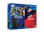 Sony PS4 1 TB Driveclub + Uncharted Collection