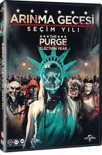 Purge: Election Year - Arınma Gecesi: Seçim Yılı Dvd