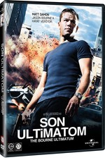 Bourne Ultimatum - Son Ultimatom Dv