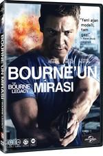 Bourne Legacy - Bourne'un Mirası Dvd