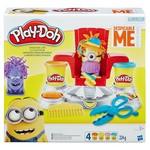 Play Doh Oyun Hamuru. Minions Saç Tasarım Seti B0495