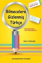 Bilmecelere Gizlenmiş Türkçe