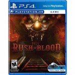Until Dawn Rush of Blood VR