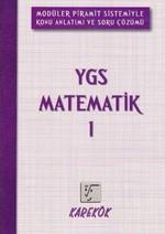 MPS YGS Matematik 1 Kitabı