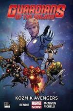 Guardians Of The Galaxy Cilt 1-Kozmik Avengers