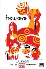 Hawkeye Cilt 3-L.A. Kadını