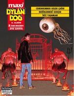 Dylan Dog Maxi Albüm 8-Cehennemden Gelen Çağrı