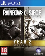 Tom Clancy's Rainbow Six Siege Year 2 PS4