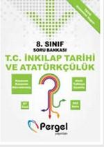 8. Sınıf T.C İnkilap Tarihi ve Atatürkçülük Soru Bankası