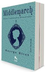 Middlemarch Taşra Yaşamından Manzaralar Seti-2 Kitap Takım