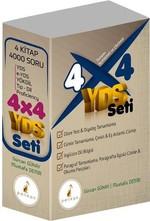 4x4 YDS Açıklamalı Tamamı Çözümlü Set