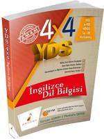 4x4 YDS Seti 4. Kitap İngilizce Dil Bilgisi