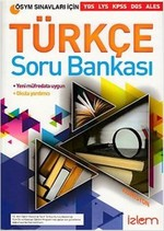 YGS LYS KPSS DGS ALES Türkçe Soru Bankası