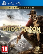 Tom Clancy'S Ghost Recon Wıldlands Gold Ps4