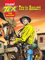 Tex Maxi 5 Tex'in Adaleti