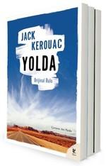 Jack Kerouac  Seti 3 Kitap Takım