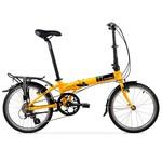 Dahon Katlanabilir Bisiklet 2017 Mariner D8 Turuncu