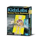 4M-Eğt.Set Kidzlabs Anatomi 3373