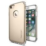 Spigen iPhone 7 Kılıf, Hybrid Armor Champagne Gold