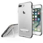 Spigen iPhone 7 Plus Kılıf, Crystal Hybrid Gun Metal