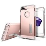 Spigen iPhone 7 Plus Kılıf, Tough Armor Rose Gold