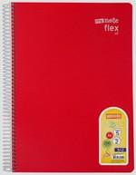 Mynote Deft.Flex 5+2 Sep.A4 200 Yp
