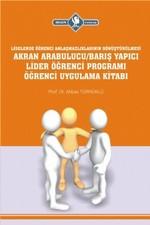 Liselerde-Akran Arabulucu Barış Yapıcı Lider Öğrenci Programı Öğrenci Kitabı