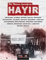 Hayır Türk Ulusunun Egemenliği İçin