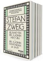 Stefan Zweig 1. Set - 5 Kitap Takım