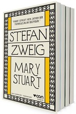 Stefan Zweig 2. Set - 4 Kitap Takım