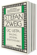 Stefan Zweig 3. Set - 4 Kitap Takım