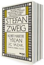 Stefan Zweig 4. Set - 4 Kitap Takım