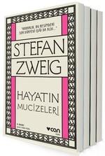 Stefan Zweig 5. Set - 4 Kitap Takım