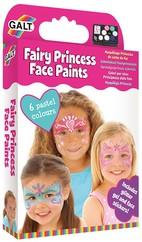 Galt Yüz Boyama - Fairy Princess 5 Yaş+