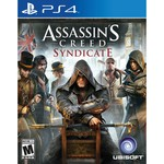 Ps4 Assassıns Creed Syndıcate PS4