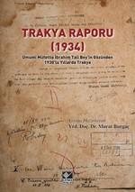 Trakya Raporu 1934