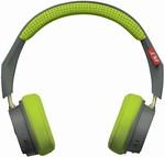 Plantronics BackBeat 500 Bluetooth + Kablolu Kulaklık Gri
