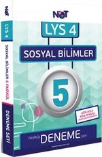 LYS 4 Sosyal Bilimler 5 Deneme