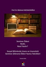 Seminer Ödevi Nedir, Nasıl Yazılır?