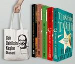 İlber Ortaylı Seti - 5 Kitap Takım Çok Cahilsin Keşke Okusan Çanta Hediyeli