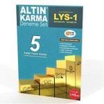 LYS 1- 5 Farklı Yayın 5 Farklı Deneme