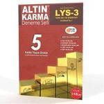 LYS 3- 5 Farklı Yayın 5 Farklı Deneme