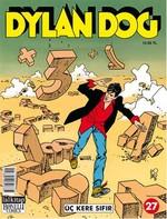 Dylan Dog Sayı 27-Üç Kere Sıfır