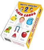 Pretty English Flash Cards 2. Sınıf - 72 Adet Kart