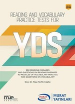Reading and Vocabulary Practice Tests for YDS
